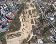 Vista desde Google Maps de la urbanicación